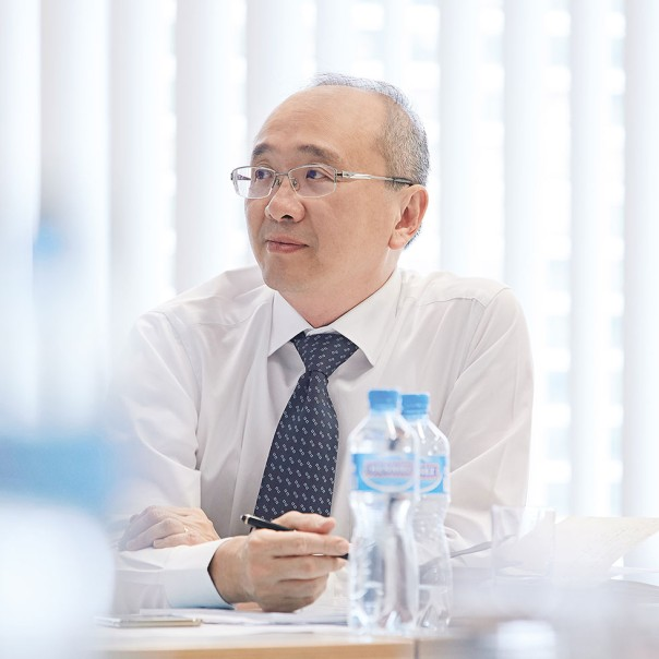 sfs group member of the group executive board george poh